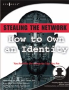 Foto Cover di Stealing the Network: How to Own an Identity, Ebook inglese di AA.VV edito da Elsevier Science