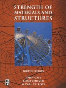 Foto Cover di Strength of Materials and Structures, Ebook inglese di AA.VV edito da Elsevier Science