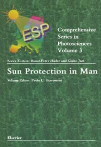 Ebook in inglese Sun Protection in Man Giacomoni, P.U.