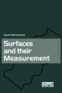 Ebook in inglese Surfaces and their Measurement Whitehouse, David J.