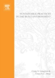 Ebook in inglese Sustainable Practices in the Built Environment