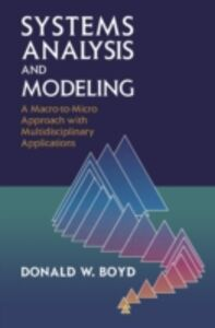 Ebook in inglese Systems Analysis and Modeling Boyd, Donald W.