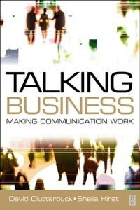 Foto Cover di Talking Business, Ebook inglese di David Clutterbuck,Sheila Hirst, edito da Elsevier Science