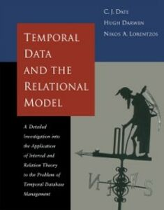 Foto Cover di Temporal Data & the Relational Model, Ebook inglese di AA.VV edito da Elsevier Science