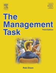 Ebook in inglese Management Task DIXON, ROB