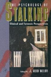 Psychology of Stalking