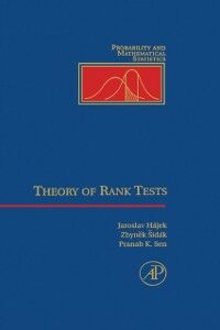 Foto Cover di Theory of Rank Tests, Ebook inglese di AA.VV edito da Elsevier Science
