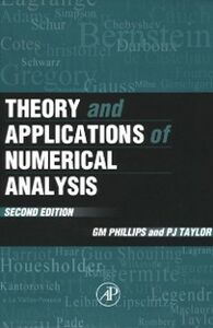 Ebook in inglese Theory and Applications of Numerical Analysis