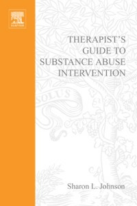 Ebook in inglese Therapist's Guide to Substance Abuse Intervention Johnson, Sharon L.