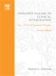 Ebook in inglese Therapist's Guide to Clinical Intervention Johnson, Sharon L.