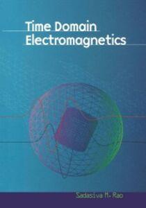 Foto Cover di Time Domain Electromagnetics, Ebook inglese di  edito da Elsevier Science