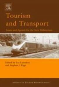 Ebook in inglese Tourism and Transport -, -