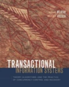 Ebook in inglese Transactional Information Systems Vossen, Gottfried , Weikum, Gerhard