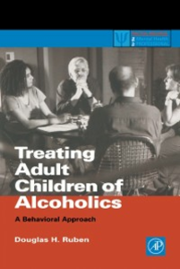 Ebook in inglese Treating Adult Children of Alcoholics Ruben, Douglas H.