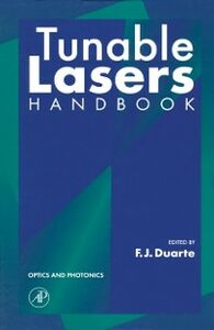 Ebook in inglese Tunable Lasers Handbook