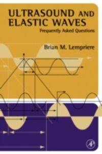 Ebook in inglese Ultrasound and Elastic Waves Lempriere, Brian Michael