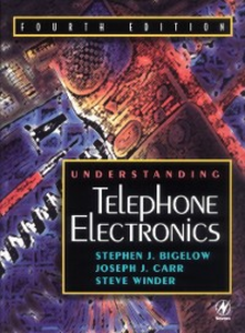 Ebook in inglese Understanding Telephone Electronics Bigelow, Stephen , Carr, Joseph , Winder, Steve