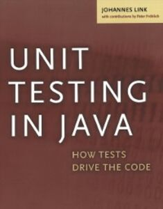 Ebook in inglese Unit Testing in Java Link, Johannes