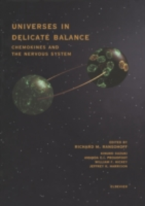 Ebook in inglese Universes in Delicate Balance: Chemokines and the Nervous System -, -
