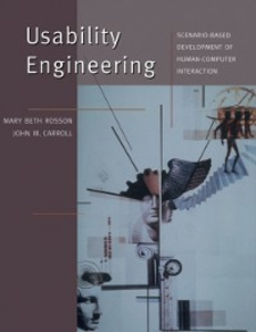 Ebook in inglese Usability Engineering Carroll, John M. , Rosson, Mary Beth