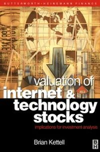 Foto Cover di Valuation of Internet and Technology Stocks, Ebook inglese di Brian Kettell, edito da Elsevier Science