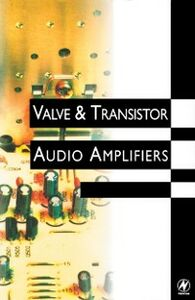 Ebook in inglese Valve and Transistor Audio Amplifiers Hood, John Linsley