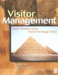 Foto Cover di Visitor Management, Ebook inglese di Myra Shackley, edito da Elsevier Science