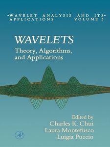 Foto Cover di Wavelets, Ebook inglese di Laura Montefusco,Luigia Puccio, edito da Elsevier Science