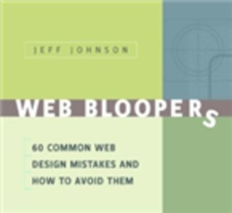 Ebook in inglese Web Bloopers Johnson, Jeff