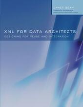 XML for Data Architects