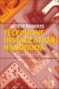 Ebook in inglese Telephone Installation Handbook Roberts, Stephen