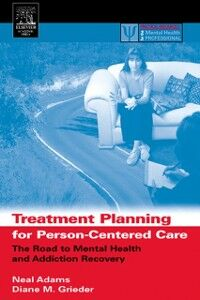 Ebook in inglese Treatment Planning for Person-Centered Care Adams, Neal , Grieder, Diane M.