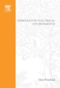Ebook in inglese Tribology in Electrical Environments Prashad, H.