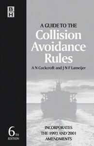 Ebook in inglese Guide to the Collision Avoidance Rules Cockcroft, A. N. , Lameijer, J. N. F.
