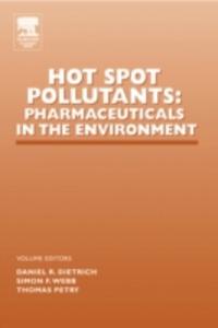 Ebook in inglese Hot Spot Pollutants -, -