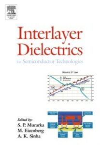 Ebook in inglese Interlayer Dielectrics for Semiconductor Technologies