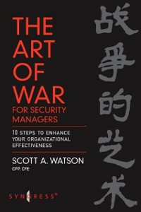 Ebook in inglese Art of War for Security Managers Watson, Scott