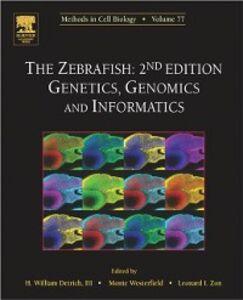 Ebook in inglese Zebrafish: Genetics, Genomics and Informatics