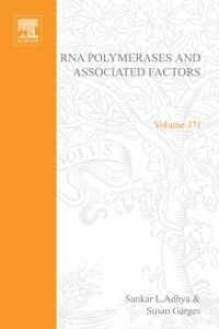 Ebook in inglese RNA Polymerase and Associated Factors, Part D -, -
