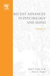Ebook in inglese Recent Advances in Psychology and Aging