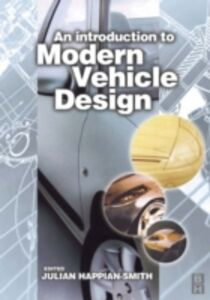 Ebook in inglese Introduction to Modern Vehicle Design -, -