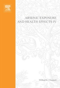 Ebook in inglese Arsenic Exposure and Health Effects IV -, -