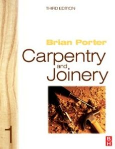 Ebook in inglese Carpentry and Joinery 1 Porter, Brian