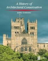 History of Architectural Conservation