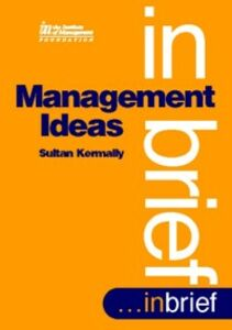 Ebook in inglese Management Ideas KERMALLY, SULTAN