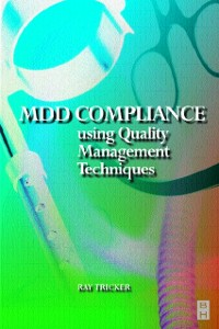 Ebook in inglese MDD Compliance Using Quality Management Techniques Tricker, Ray