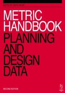 Ebook in inglese Metric Handbook -, -