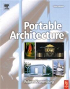Ebook in inglese Portable Architecture Kronenburg, Robert