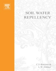 Ebook in inglese Soil Water Repellency -, -