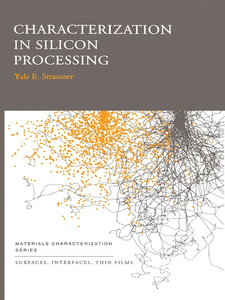 Ebook in inglese Characterization in Silicon Processing -, -
